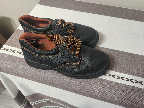 Рабочие Ботинки с металлическим носком 46 размер