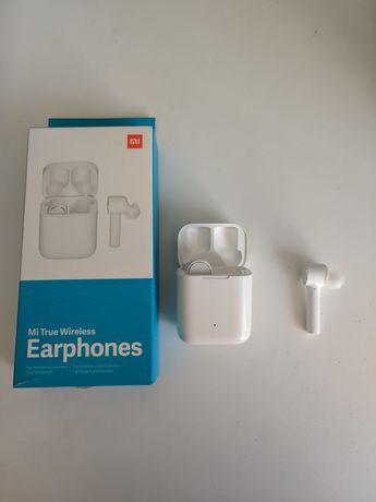 Słuchawki Bezprzewodowe Bluetooth Xiaomi Mi True Wireless Earphones