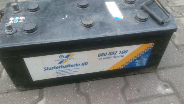 Akumulator 180Ah 1000A 12V Starterbatterie HD