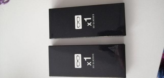 Okulary 3d Samsung praktycznie Nowe 2 sztuki