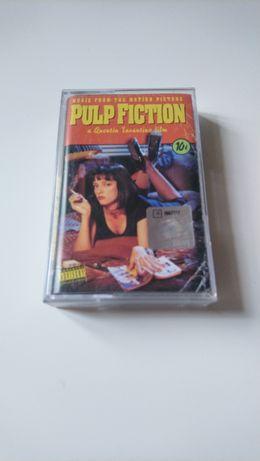 Pulp Fiction soundtrack kaseta tarantino