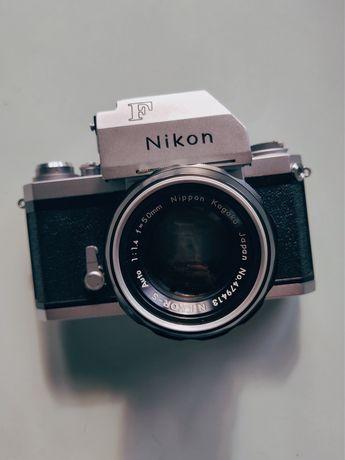 Nikon F 50 1.4