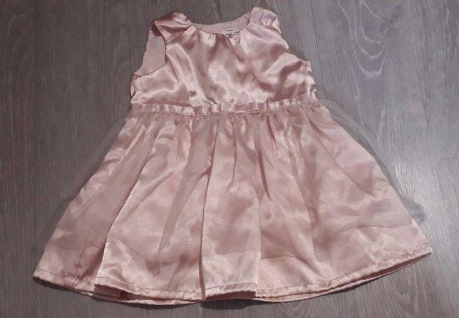 Сукня для дівчинки 3-6 міс.