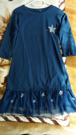 Платье-туника для девочки