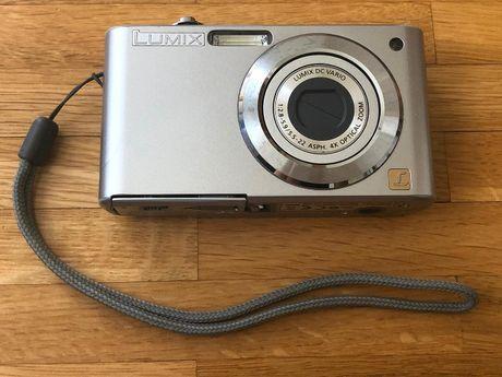 aparat cyfrowy Panasonic Lumix