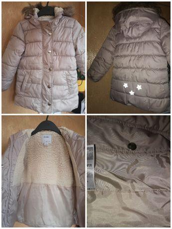 Куртка 4Т old navy  зима для девочки