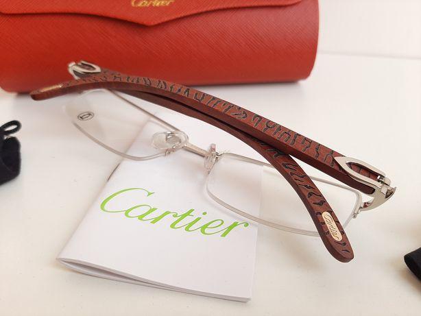 Cartier очки / оправа / мужские / женские / имиджевые