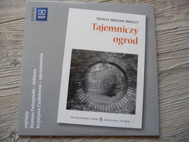 F.H.Burnett Tajemniczy ogród audiobook+opracowanie Krystyna Czubówna