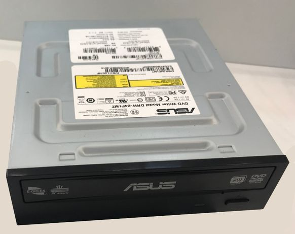Оптичний привід Asus DVD±R/RW SATA Bulk Black
