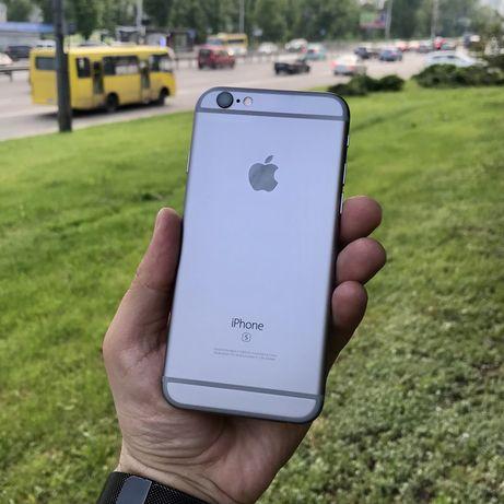 Iphone 6/6s  32GB (64,128gb) Space gray, Neverlock  Магазин, Комплект