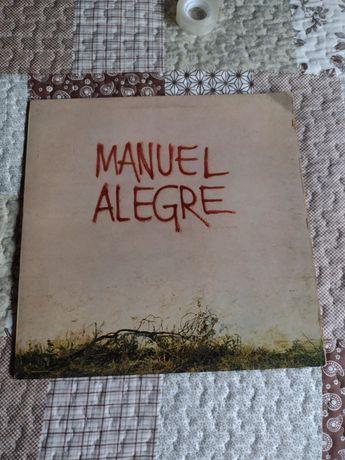 """LP Manuel Alegre & Carlos Paredes """"É preciso um país"""""""