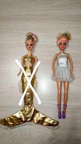 Кукла Барби, русалка,балерина (одежда в подарок)