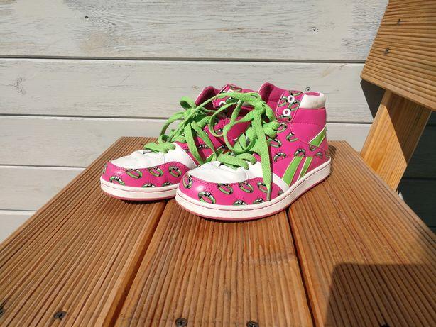 Buty za kostkę Balada, wkładka 23,5cm