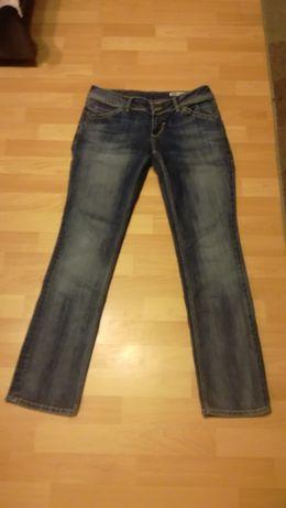 Spodnie jeansowe TOMMY HILFIGER VICTORIA STRAIGH FIT r.31 stan bdb