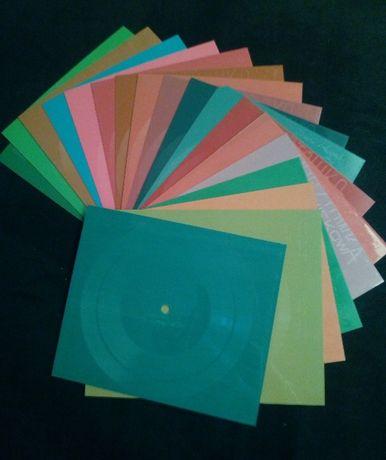 Sprzedam kolekcję pocztówek muzycznych - szeroki wybór 3,50 zł/szt.