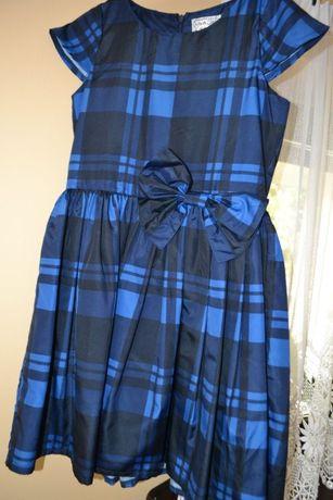 Sukienka 5 10 15 rozm. 140