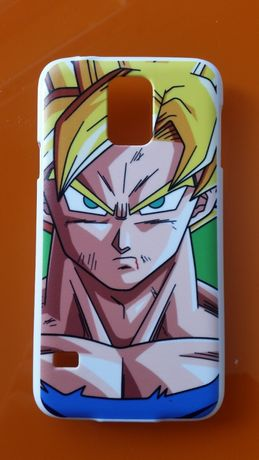 Capa samsung Galaxy S5 - Dragon Ball - Goku