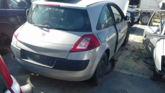 Renault Megane II na części