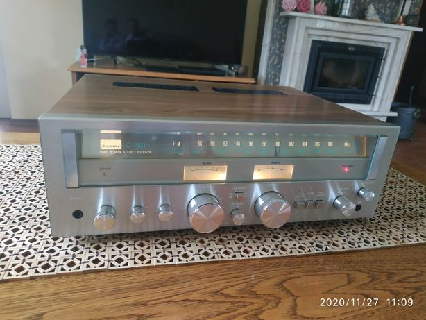 Sansui G301/3000 amplituner