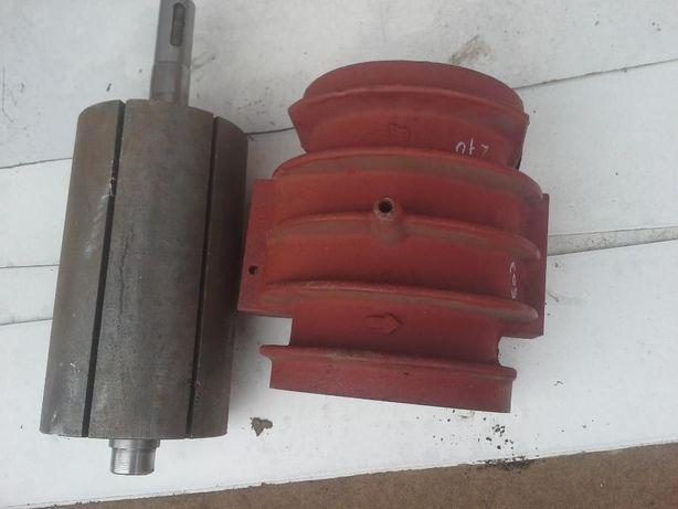 Корпуса и Роторы для вакуумных насосов ко 503. 505. 510.