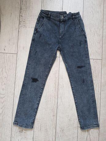 Spodnie jeansowe Reserved rozm. 152