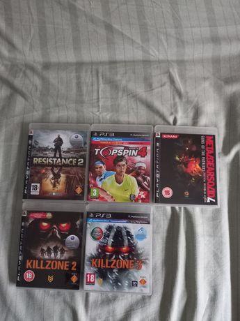 Vendo jogos playstation 3