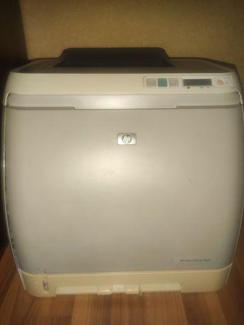 Продам принтер HP color laser jet 2605