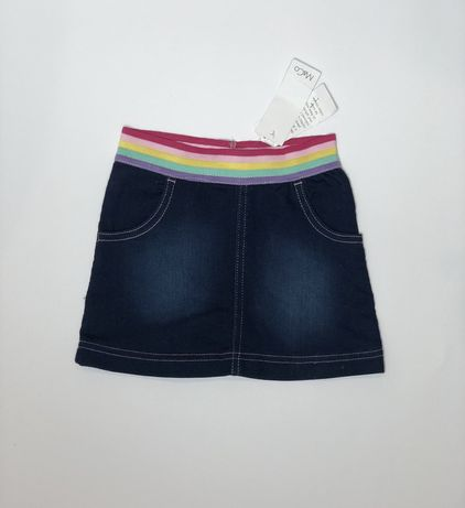 Джинсовая юбка M&Co