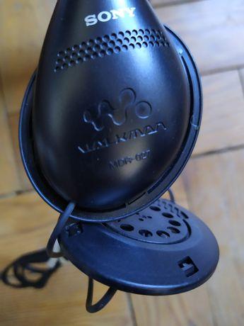 Auscultadores Sony Walkman MDR-027