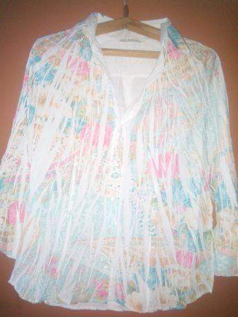 Блузка рубашка х/б