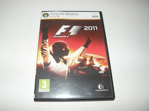 Formula 1 (F1) 2011 / Gra na PC
