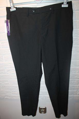 Spodnie męskie garniturowe  Primark slim fit