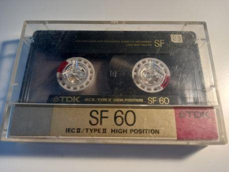 Kaseta magnetofonowa TDK SF 90