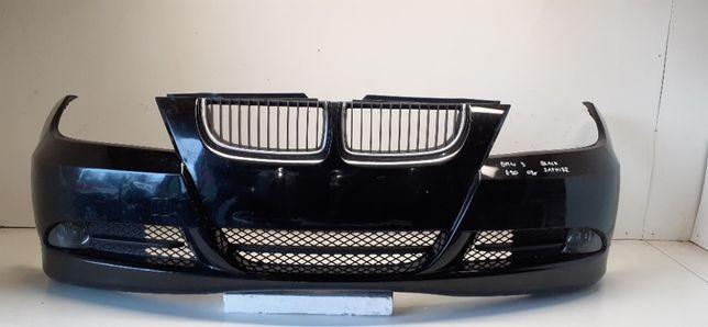 Zderzak Przedni Przód Grill BMW 3 E90 E91 05r-12r black sapphire
