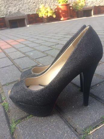 Oddam buty na obcasie