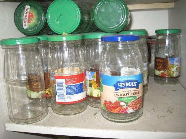 банки стеклянные для консервации в ассортименте