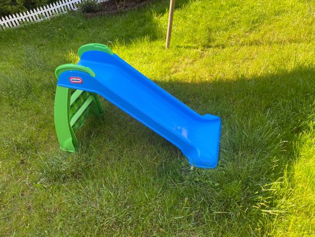 Zjeżdżalnia ogrodowa dla dzieci Little tikes