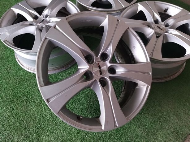 "17"" Felgi 5x120 ET 34 BMW F10 F11 e46 e36 e90 e91 X1 X3 Opel Insignia"