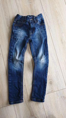 Spodnie jeansowe 104