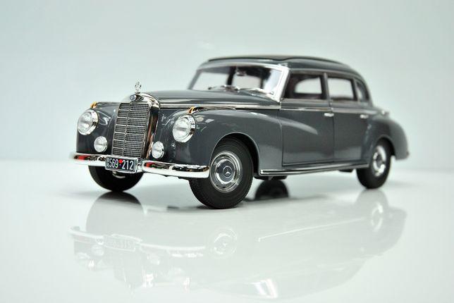АКЦИЯ ! 1/18 модель Mercedes-Benz 300 (W186) 1955 NOREV