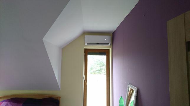 Montaż klimatyzacji .Klimatyzacja do domu ,mieszkania ,biura ,sklepu .