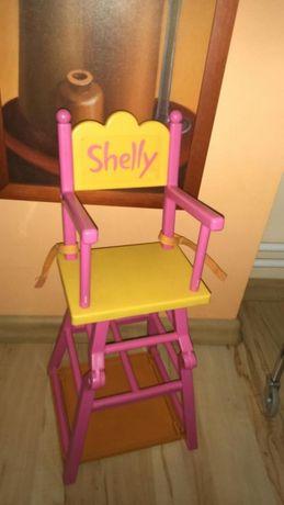Krzeselko do lalek