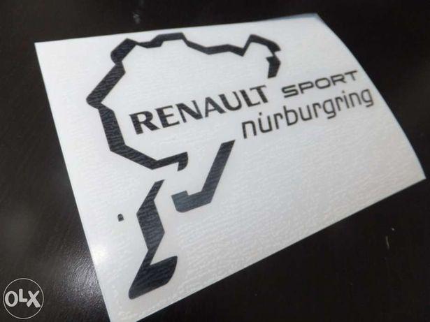 Autocolantes Nurburgring