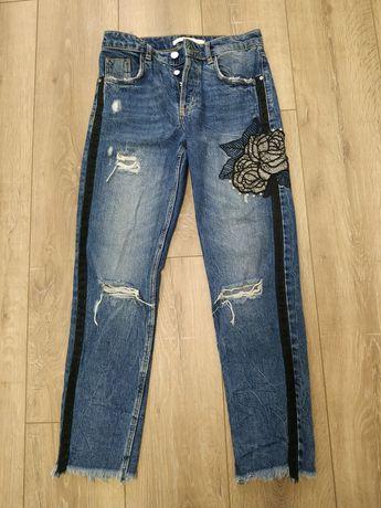 Женские джинсы zara Xs 32 р. Идеальное состояние
