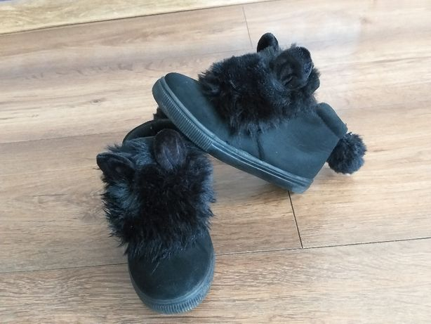 Buty króliki