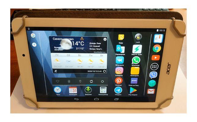 Планшет Acer Iconia Tab 8, -2/16Gb-, (не Asus,Samsung,Lenovo,Chuwi,LG)