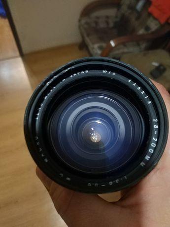 Obiektyw do aparatu japoński oryginalny zamiana