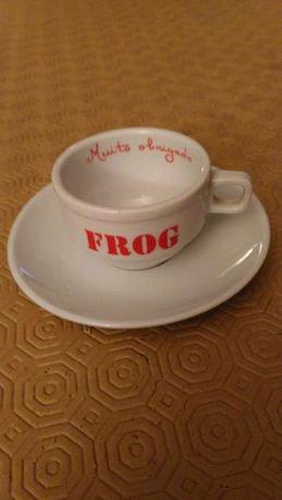 Chávena de café FROG
