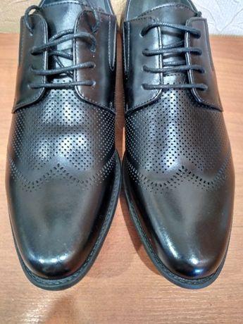 мужская обувь Rieker р.43