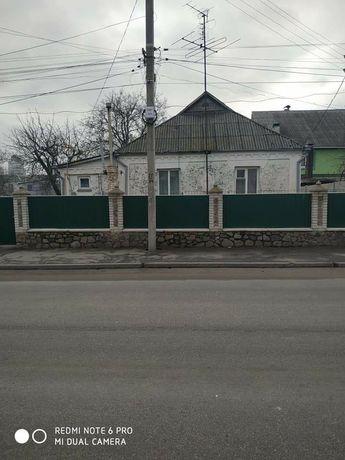 Продам будинок на Калініна з участком 10 соток!